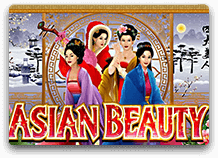 Игровой автомат Asian Beauty в казино